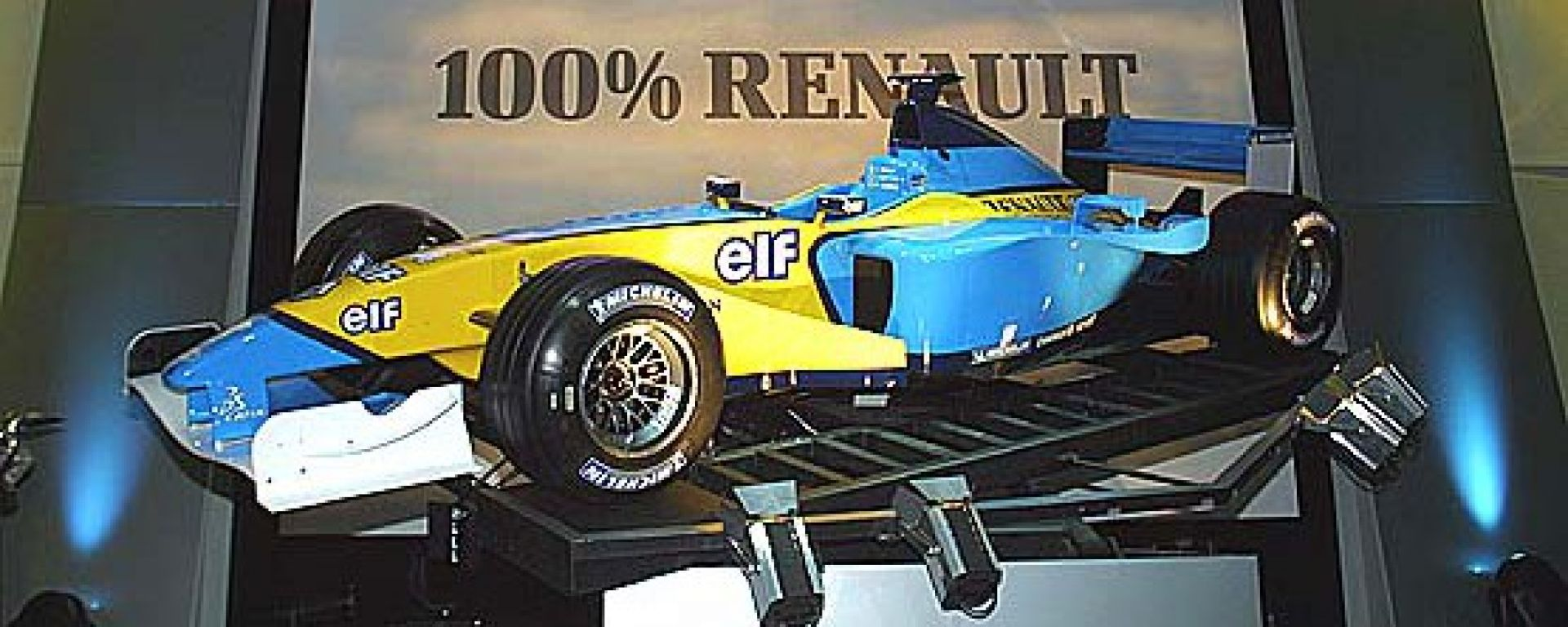 F1 2002: Renault R202