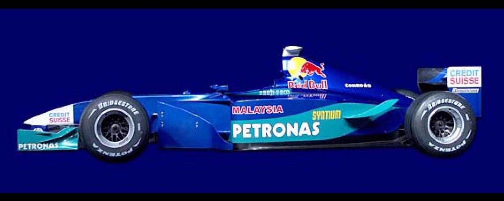 F1 2002: Sauber Petronas C21