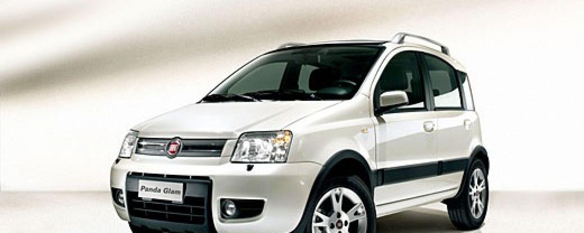 Fiat Panda Glam: così è più glamour