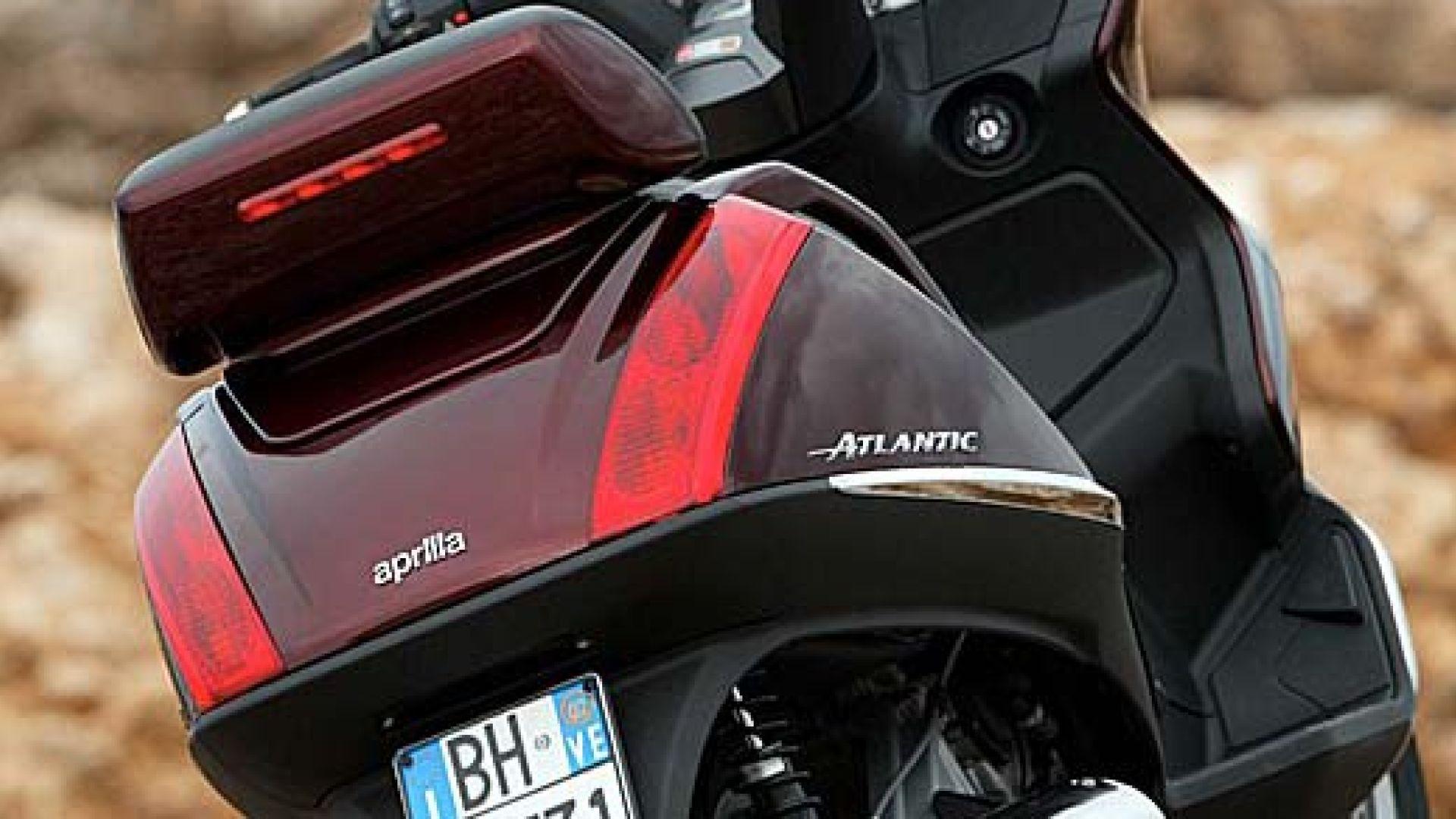Immagine 13: Aprilia Atlantic 500