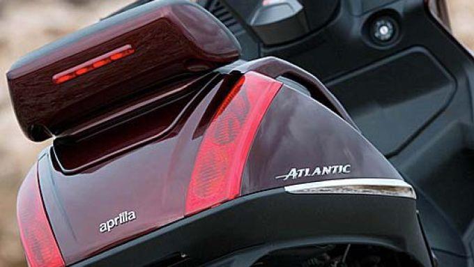 Immagine 3: Aprilia Atlantic 500