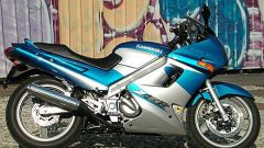 Kawasaki ZZ-R 250 - Immagine: 12