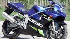 Suzuki GSX-R 600 - Immagine: 18