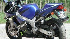 Suzuki GSX-R 600 - Immagine: 17