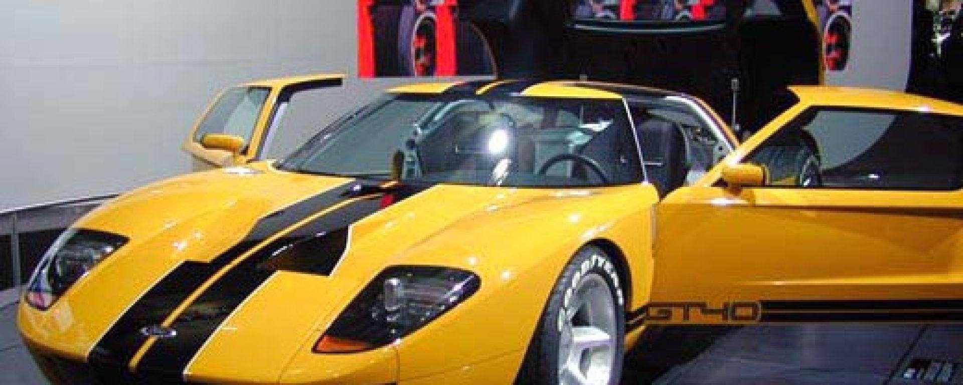 Ford GT40il ritorno di un mito