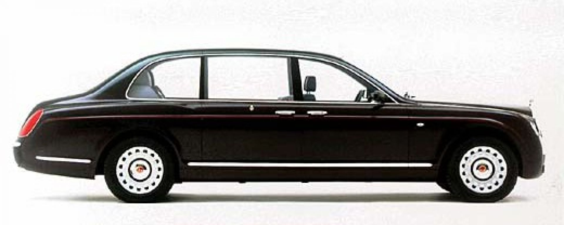 La Bentley della Regina