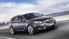 Il titolo alla Opel Insignia - Immagine: 10