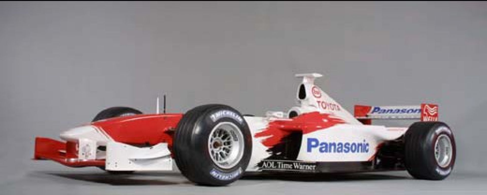 F1 2002: Toyota in pole position