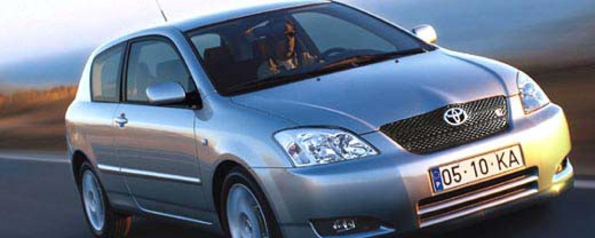Totota Corolla my 2002