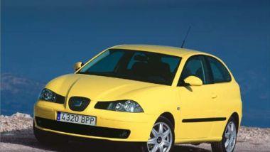 Listino prezzi SEAT Ibiza
