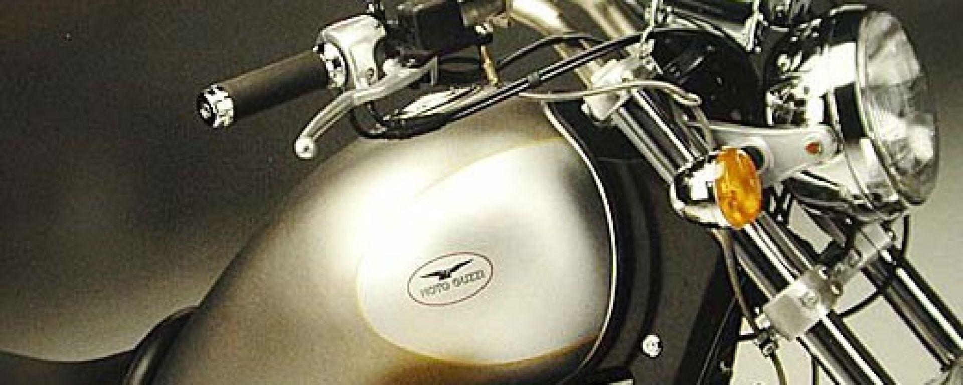 Moto Guzzi <BR>California Sport Special Aluminium