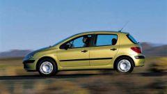 La Peugeot 307 Regina d'europa - Immagine: 1