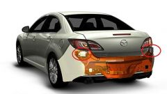Mazda6 2.2 MZR-CD - Immagine: 33