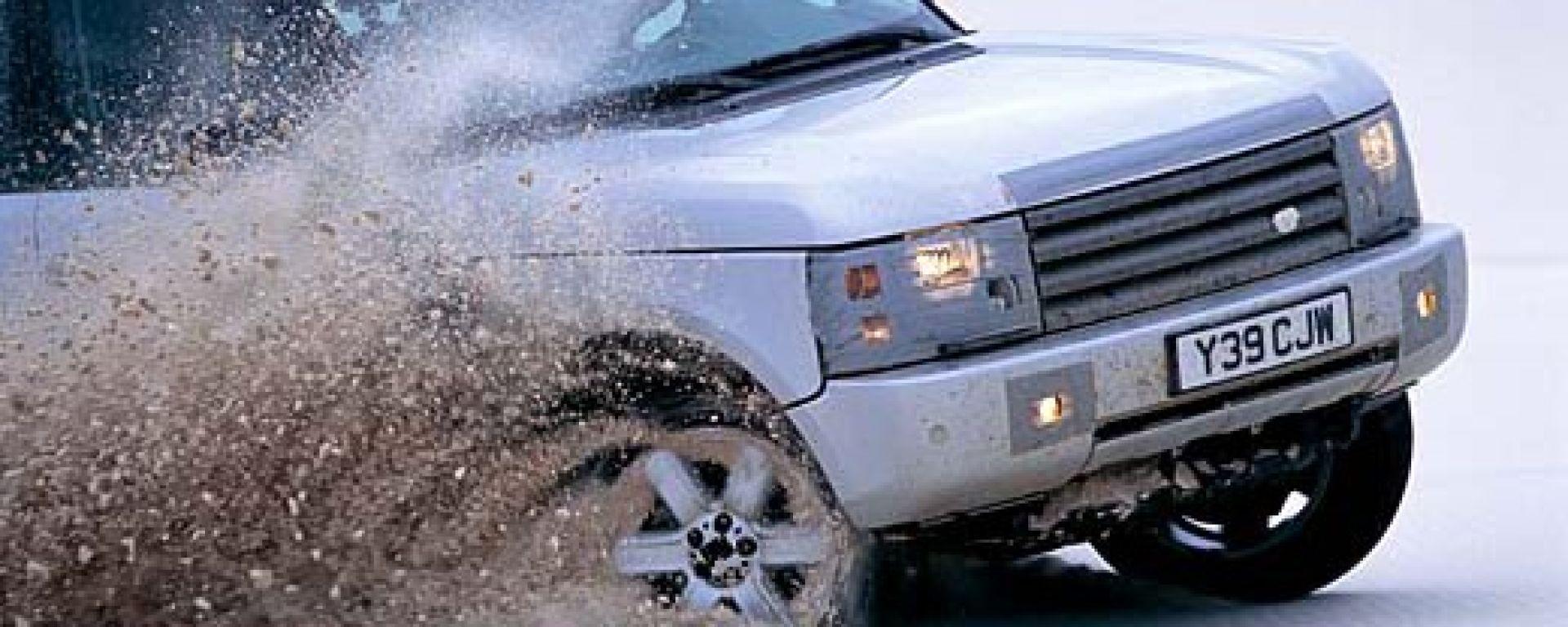 Range Rover my 2002