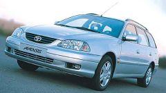 Toyota Avensis Euro - Immagine: 1