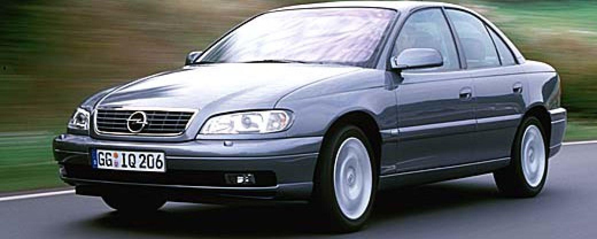 Un nuovo DTI per la Opel Omega