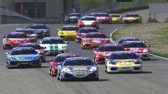 Festa Ferrari a Monza - Immagine: 1
