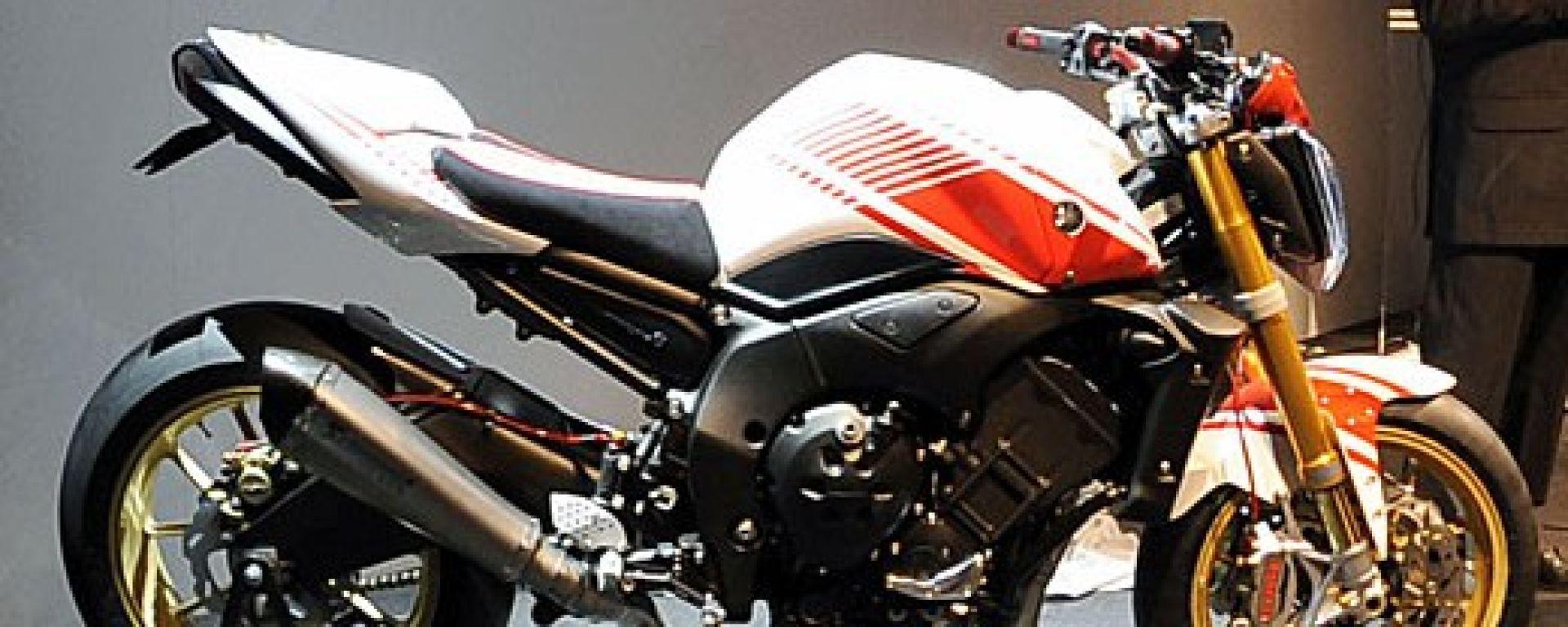 Yamaha FZ1 Abarth Assetto Corse