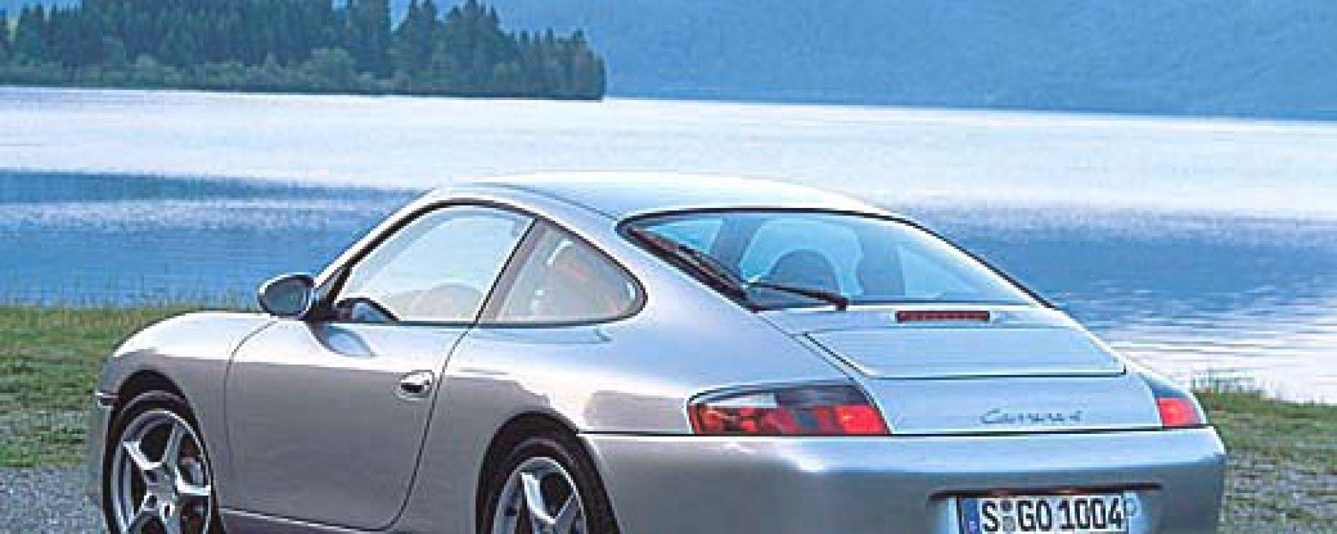 Porsche 911 my 2002