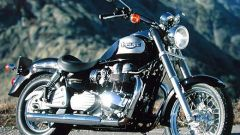 Triumph Bonneville America - Immagine: 2
