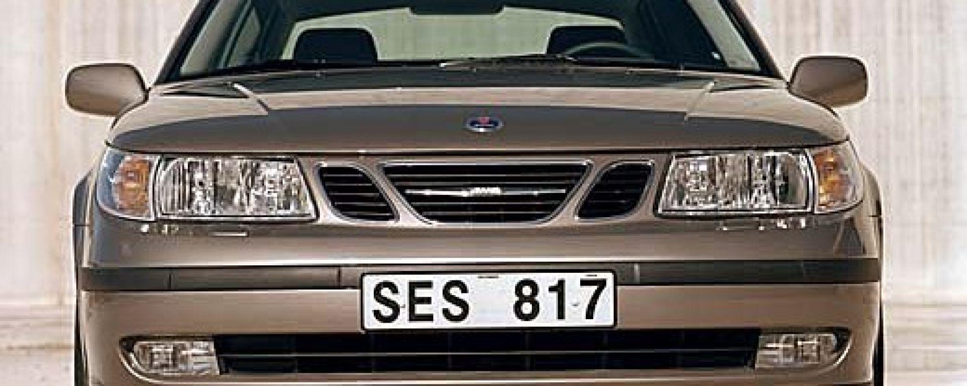 Saab 9-5 my 2002