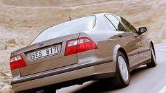 Saab 9-5 my 2002 - Immagine: 25