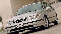 Saab 9-5 my 2002 - Immagine: 15