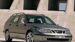 Saab 9-5 my 2002 - Immagine: 5