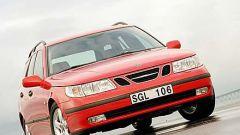 Saab 9-5 my 2002 - Immagine: 8