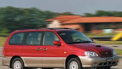 Kia Carnival my 2002 - Immagine: 1