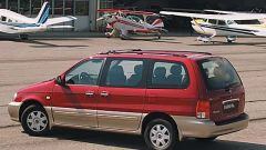 Kia Carnival my 2002 - Immagine: 4