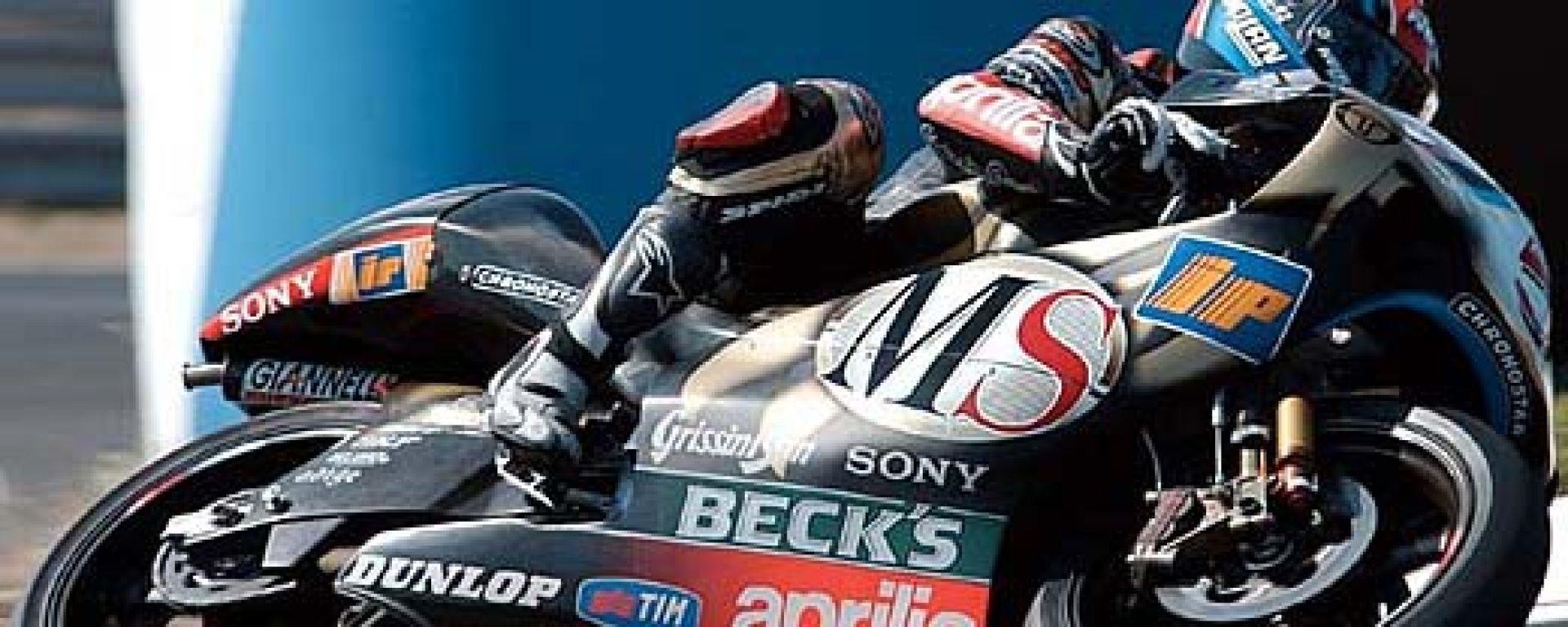 GP di Valencia: Classe 250