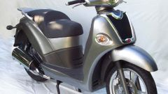 Kymco People 250 - Immagine: 1