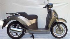 Kymco People 250 - Immagine: 4