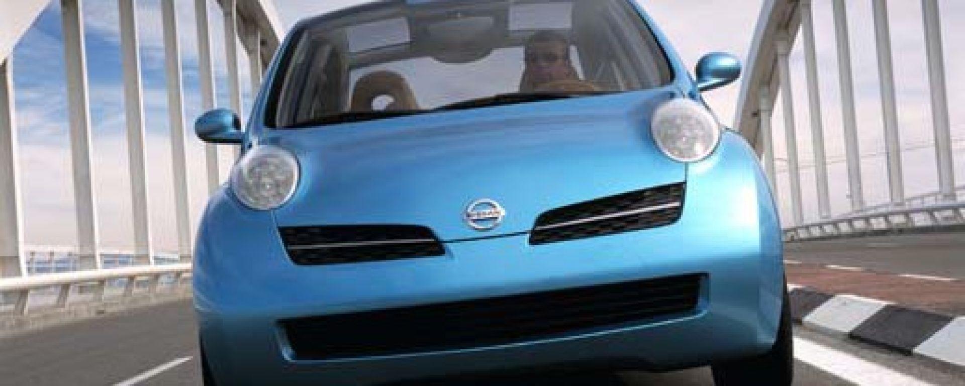 Nissan mm.e