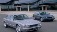 Jaguar XJ Aluminium: la Superleggera di Coventry - Immagine: 5
