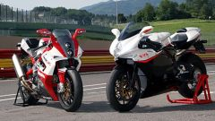 Bimota DB7 VS MV F4 1078 - Immagine: 1