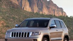 Jeep Grand Cherokee 2011 - Immagine: 11