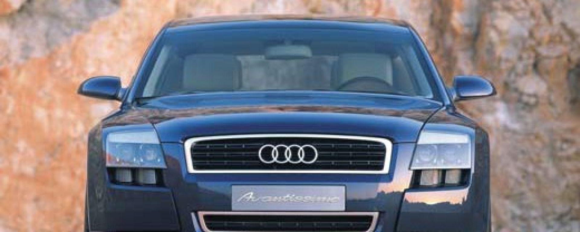 Audi guarda Avantissimo