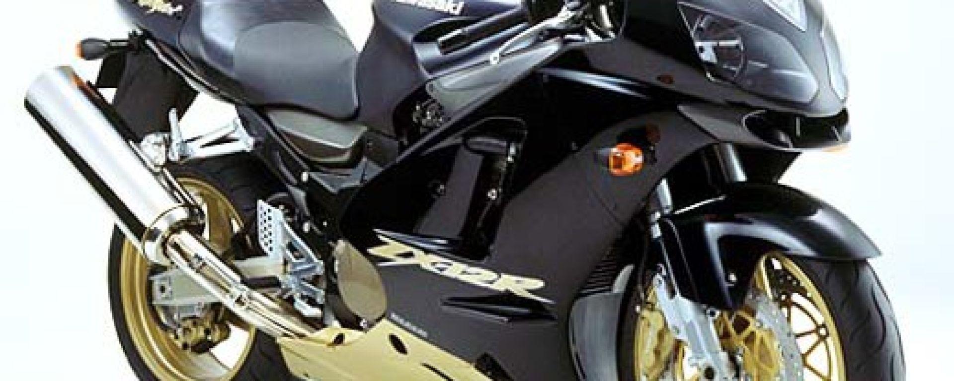 Novità Kawasaki 2002