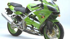 Novità Kawasaki 2002 - Immagine: 3