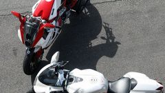 Bimota DB7 VS MV F4 1078 - Immagine: 42