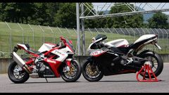 Bimota DB7 VS MV F4 1078 - Immagine: 44
