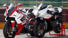 Bimota DB7 VS MV F4 1078 - Immagine: 45