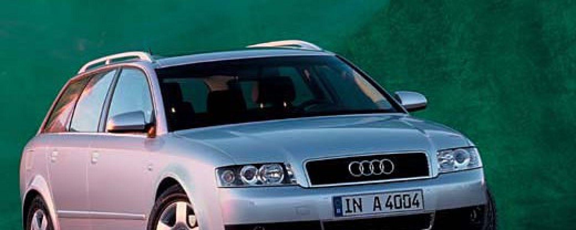 Audi A4 Avant my 2002