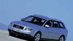 Audi A4 Avant my 2002 - Immagine: 5