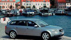 Audi A4 Avant my 2002 - Immagine: 12