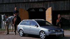 Audi A4 Avant my 2002 - Immagine: 14