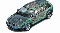 Audi A4 Avant my 2002 - Immagine: 20