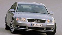 Audi A8 my 2002 - Immagine: 1